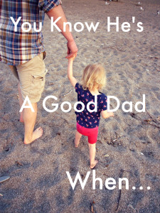 good dad when
